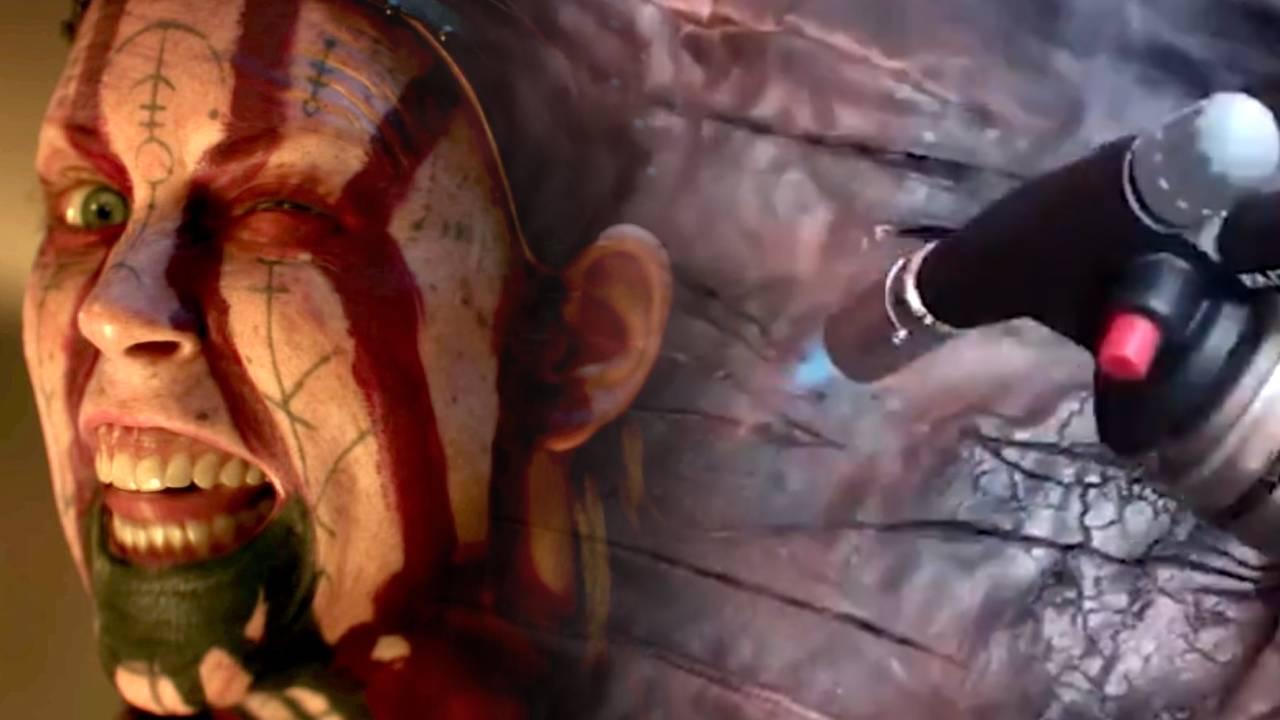L'image du jour : Le secret des vêtements ultra-réalistes dans Hellblade 2