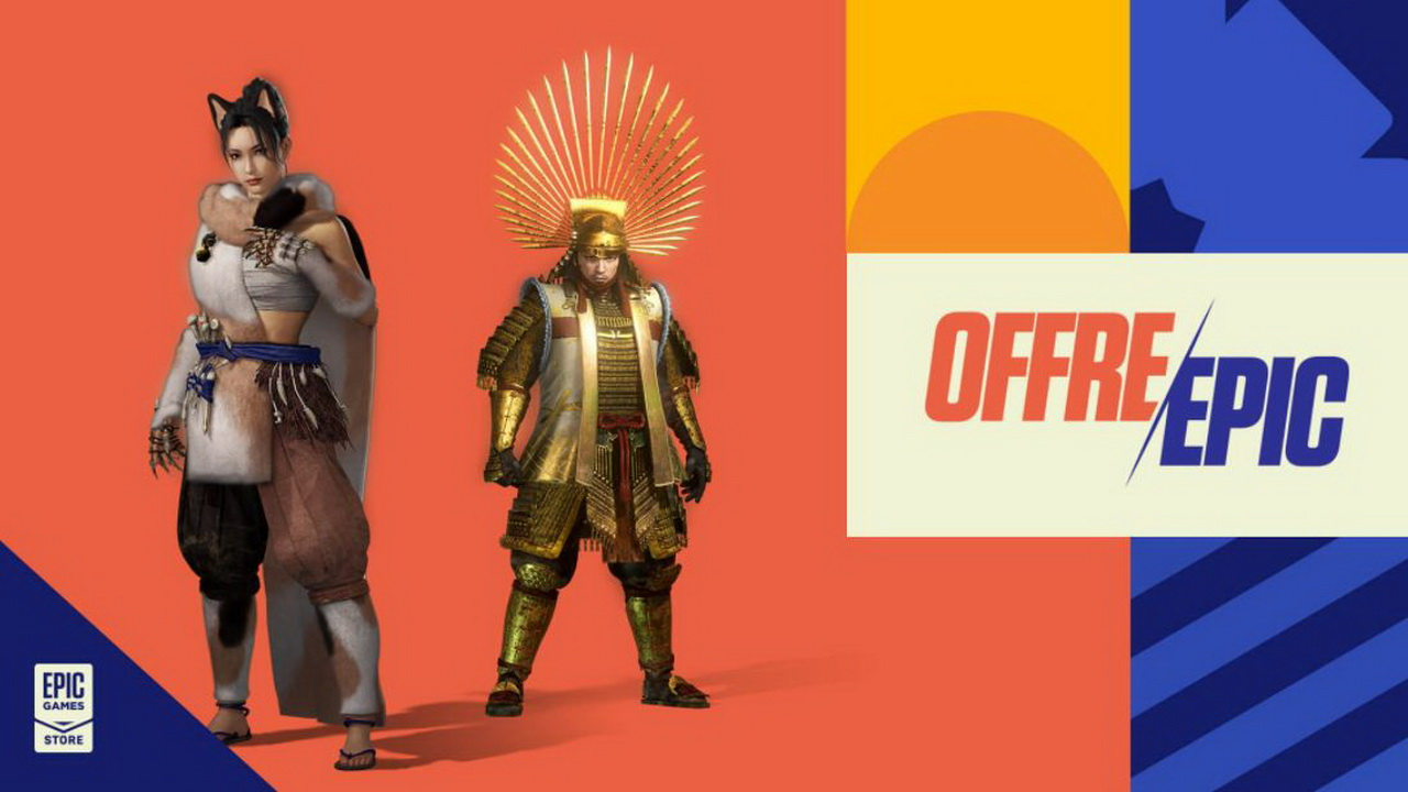 Epic Games Store : Des soldes et Nioh parmi les jeux gratuits de la semaine