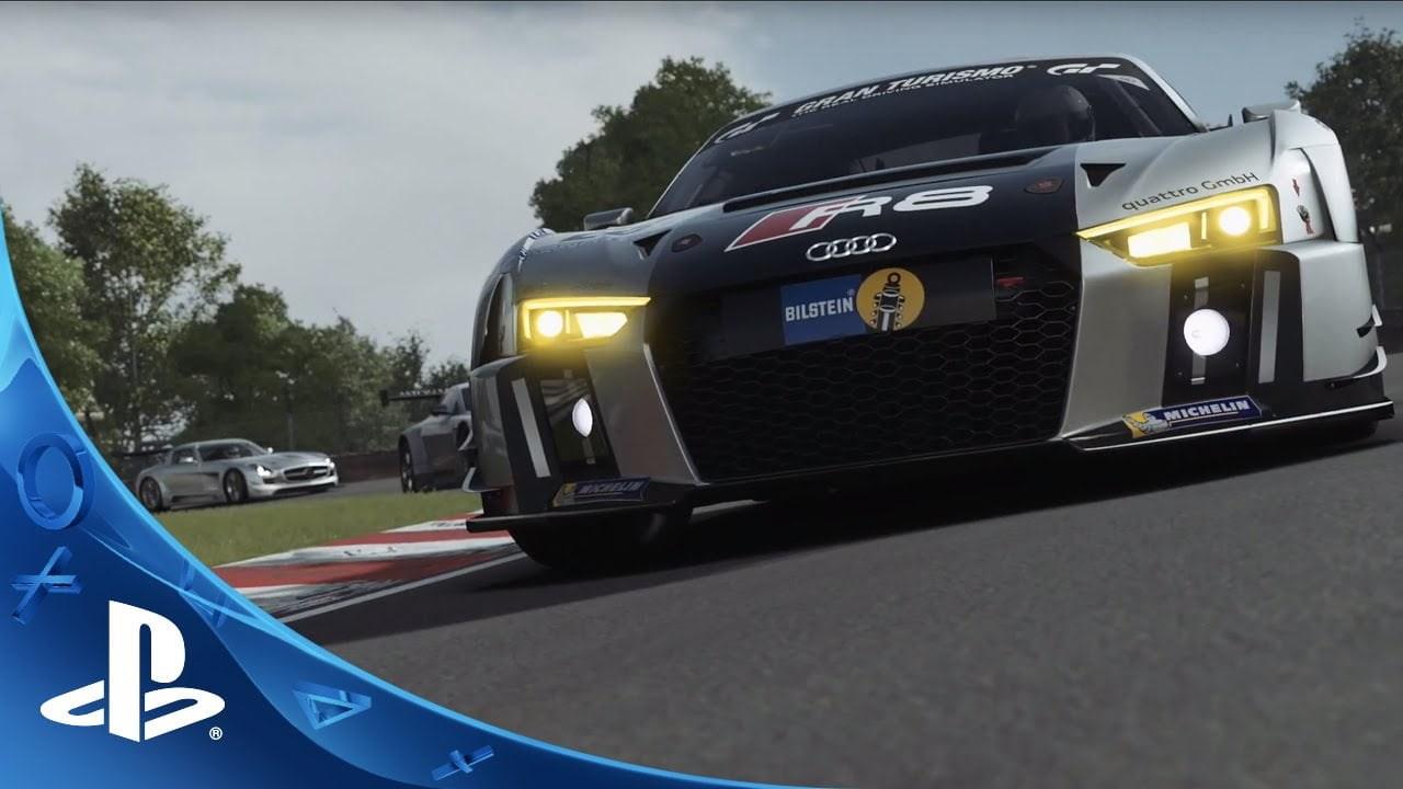 Gran Turismo 7 s'affiche fièrement