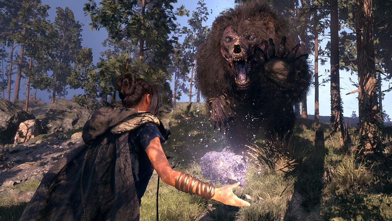 Forspoken : Square Enix lève le voile sur les invités venus de Bioshock, God of War et Uncharted
