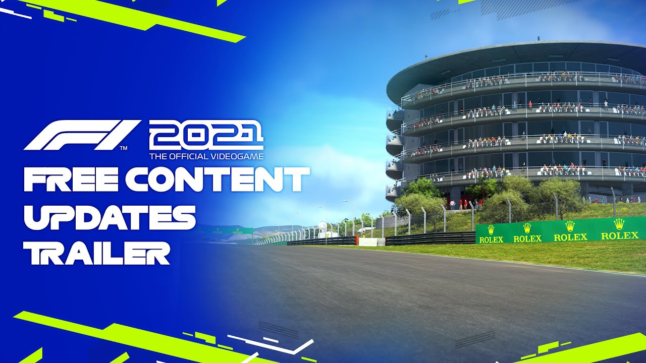 F1 2021 : Le circuit de Portimão et la SC Aston Martin arrivent dans le jeu pour tous