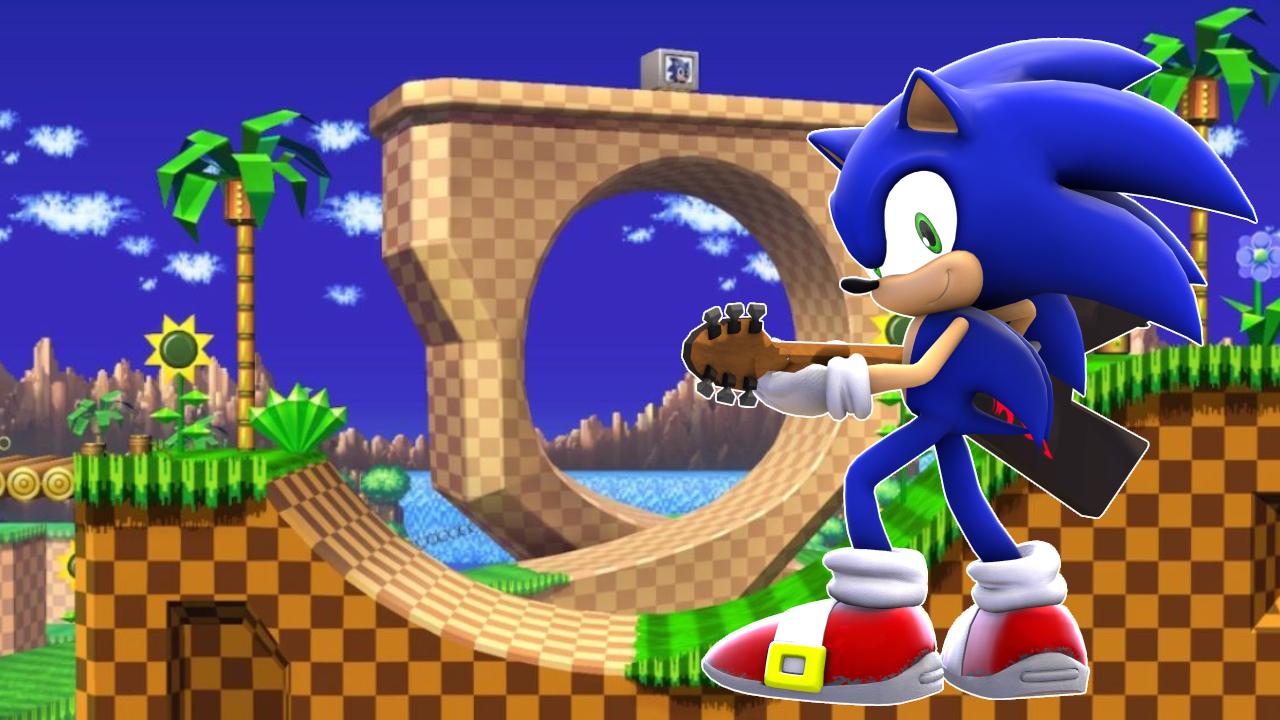 Sonic : Le thème de Green Hill Zone revisité par les compositeurs de l'époque