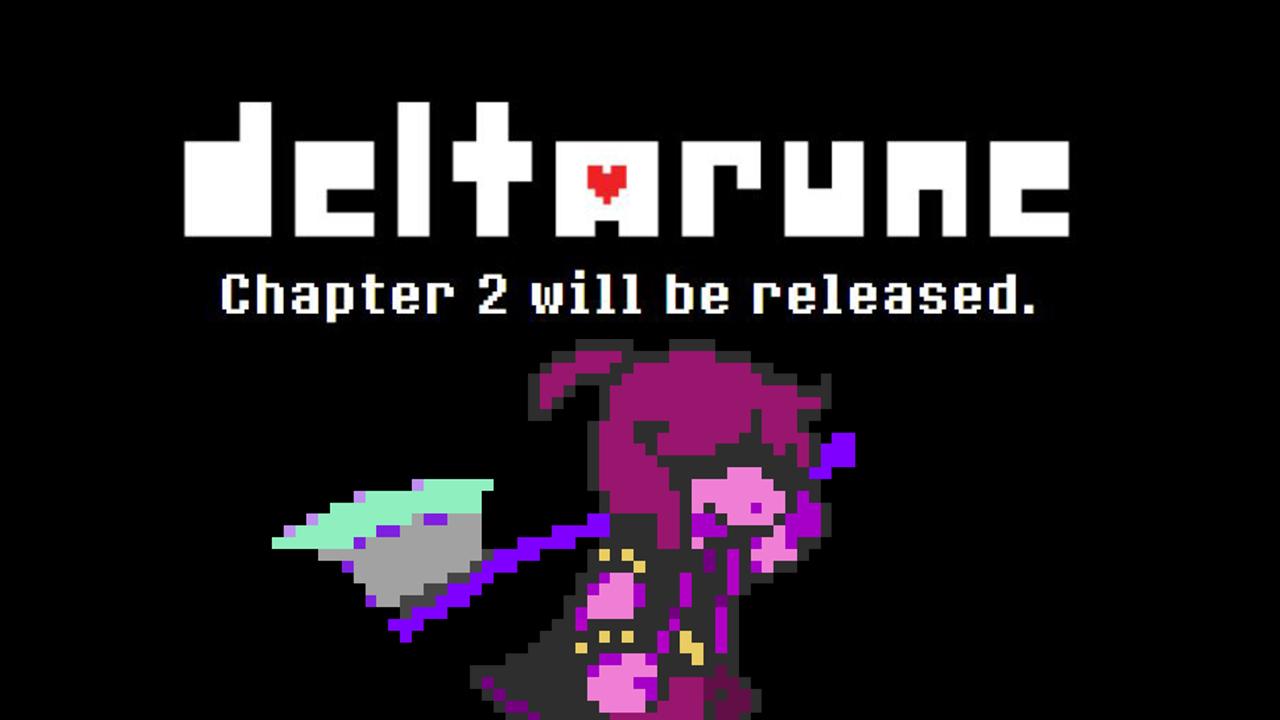 Deltarune Chapter 2 arrive samedi sur PC et Mac, Toby Fox répond aux joueurs
