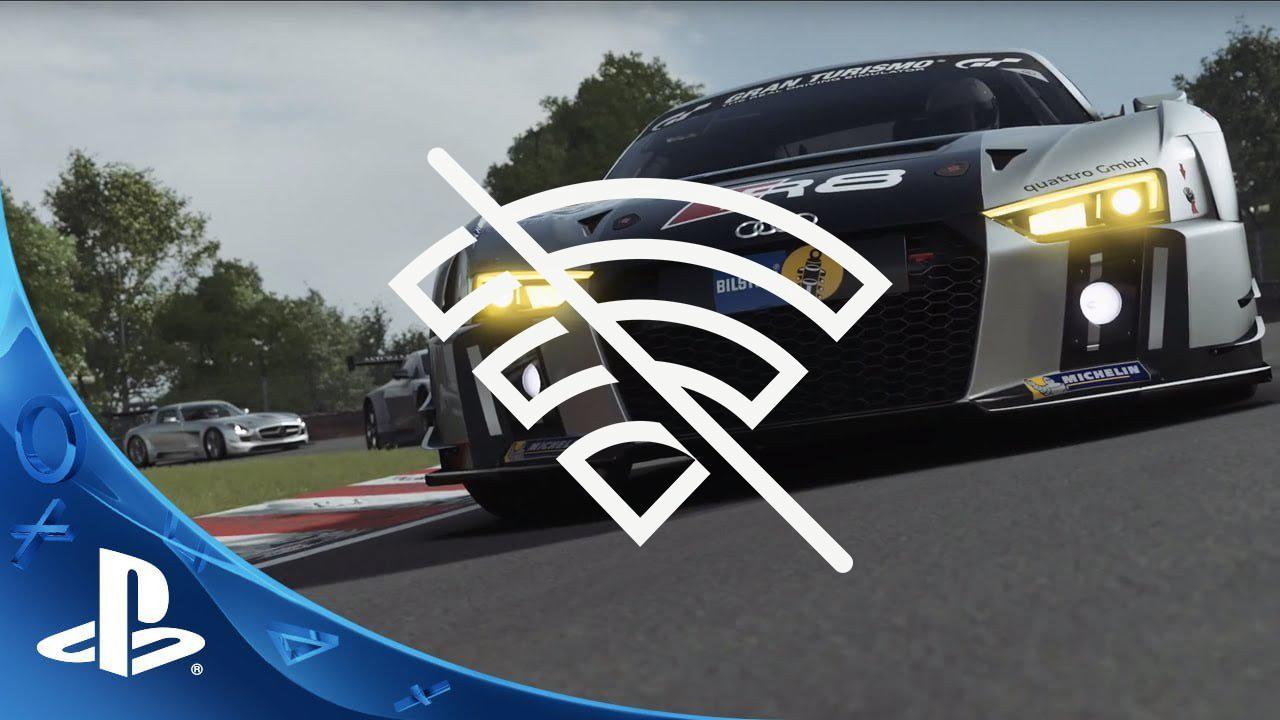 Gran Turismo 7 : Seul un mode sera jouable hors ligne, le réalisateur se justifie