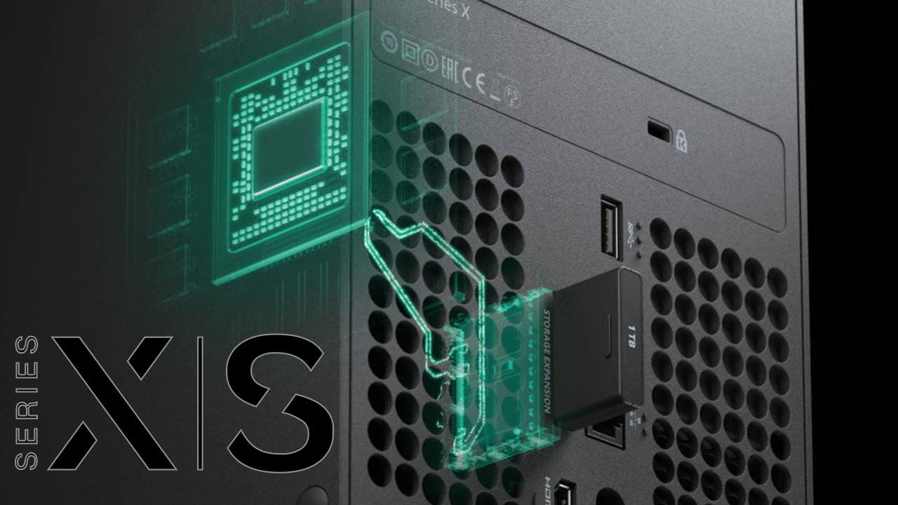 Xbox Series : Une nouvelle carte d'extension de stockage moins chère dans les cartons ?