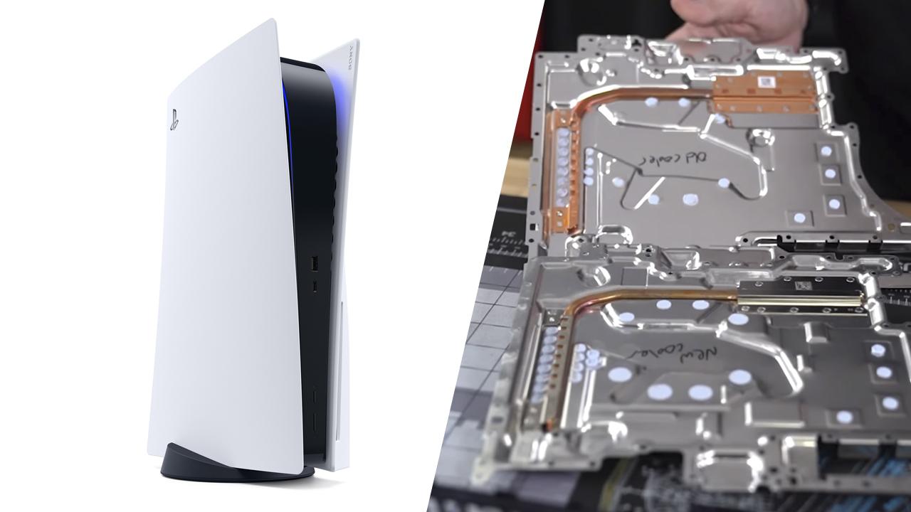 """PS5 CFI-1100 : Le """"nouveau"""" modèle chauffe plus que l'ancien ? Digital Foundry statue"""