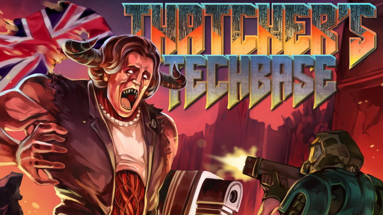 DOOM : Margaret Thatcher revient des Enfers en Cyberdémon dans un level pack gratuit