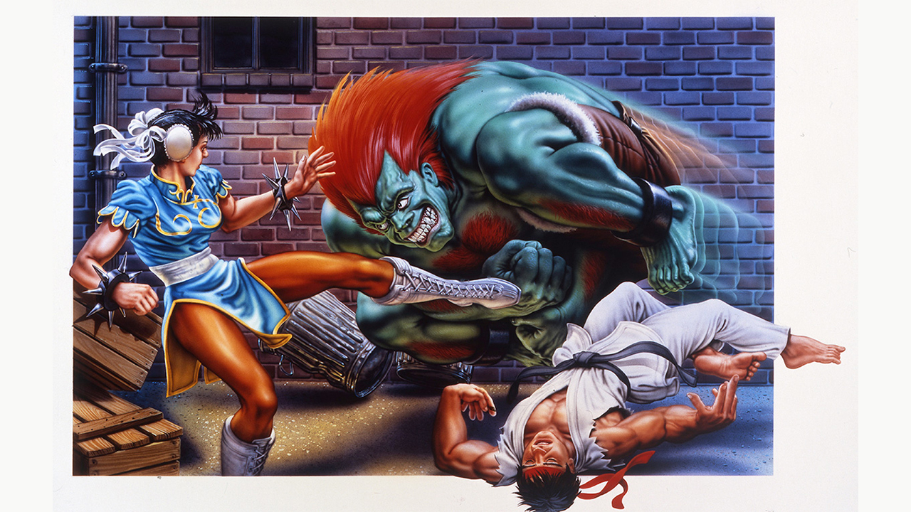 Street Fighter, Streets of Rage : Mick McGinty, l'illustrateur de jaquettes cultes est décédé