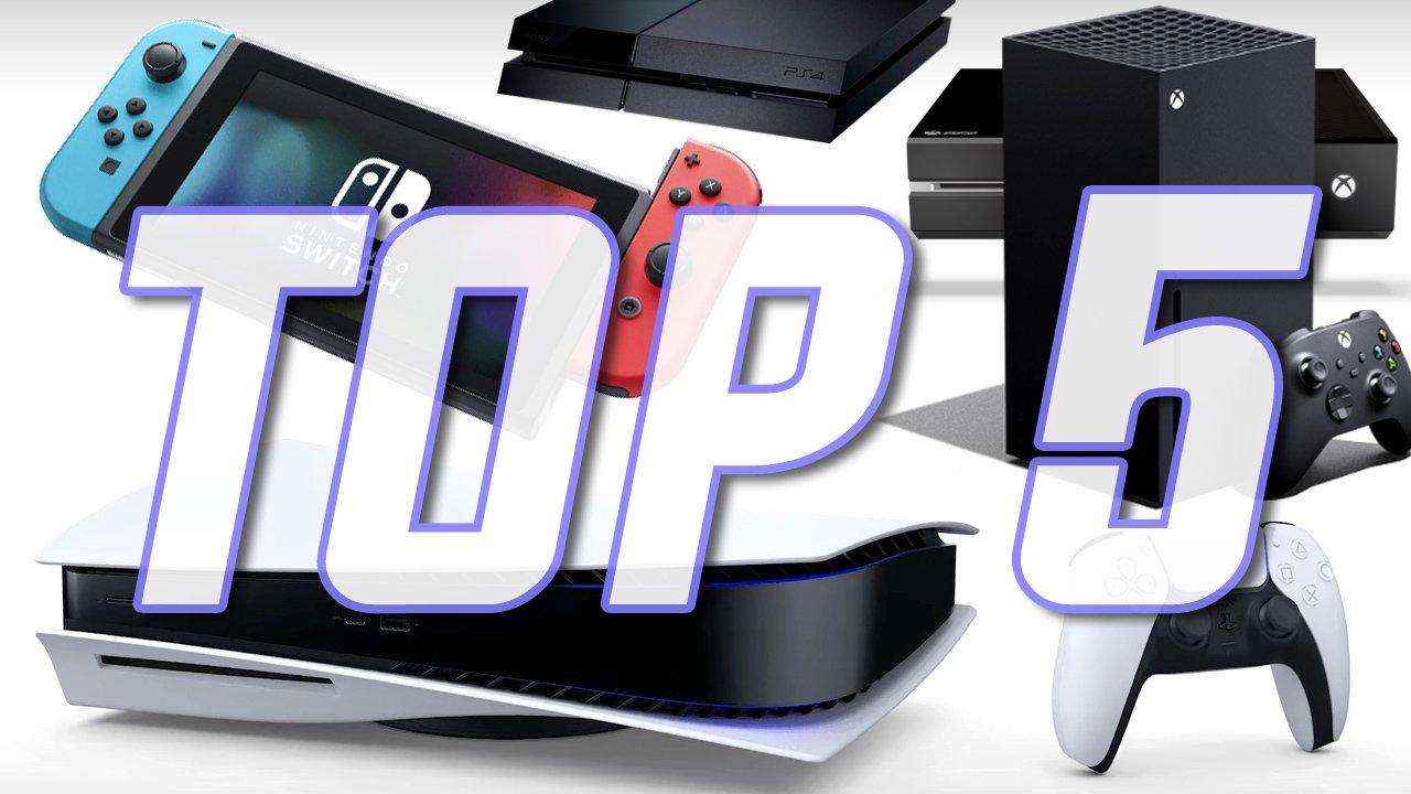 TOP 5 des meilleures ventes Jeu Vidéo en France semaine 36 de 2021 : Une semaine pas comme les autres
