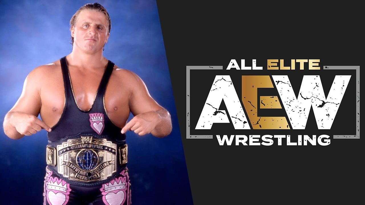 Owen Hart dans le jeu AEW ? La ligue de catch et sa veuve l'annoncent