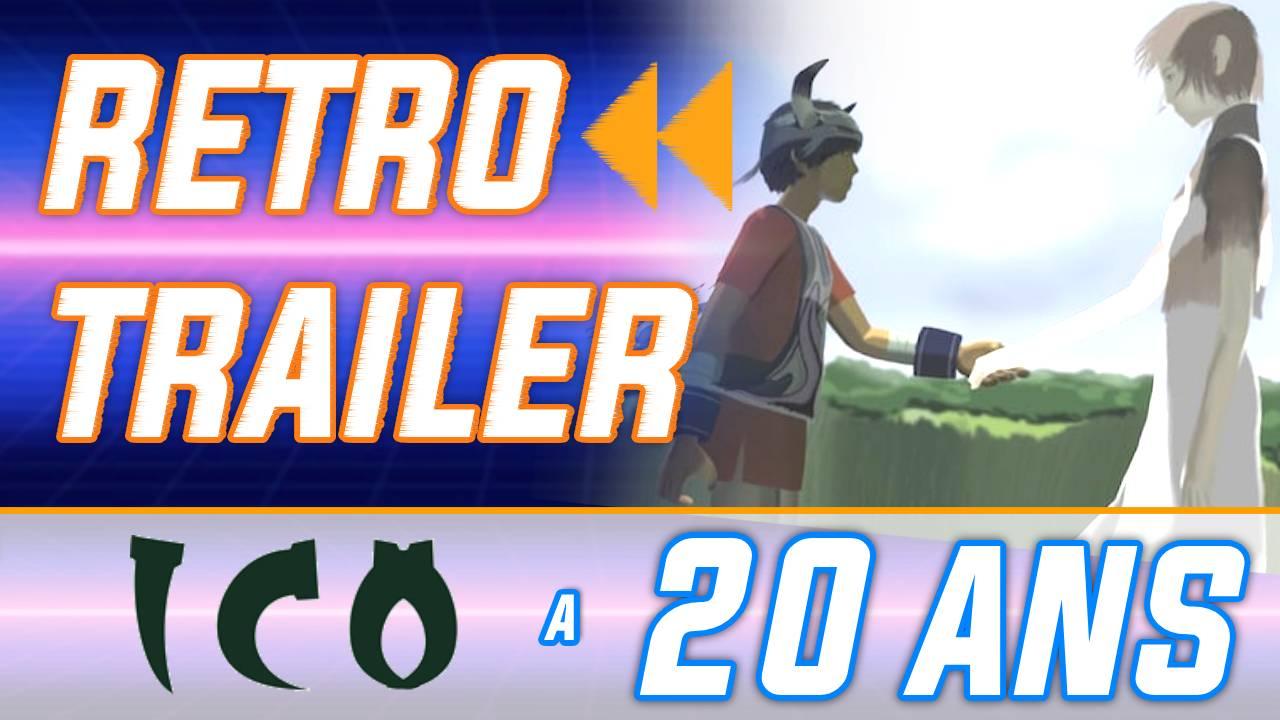 Rétro Trailer : Ico a 20 ans ! Le prototype de la version PS1 annulée
