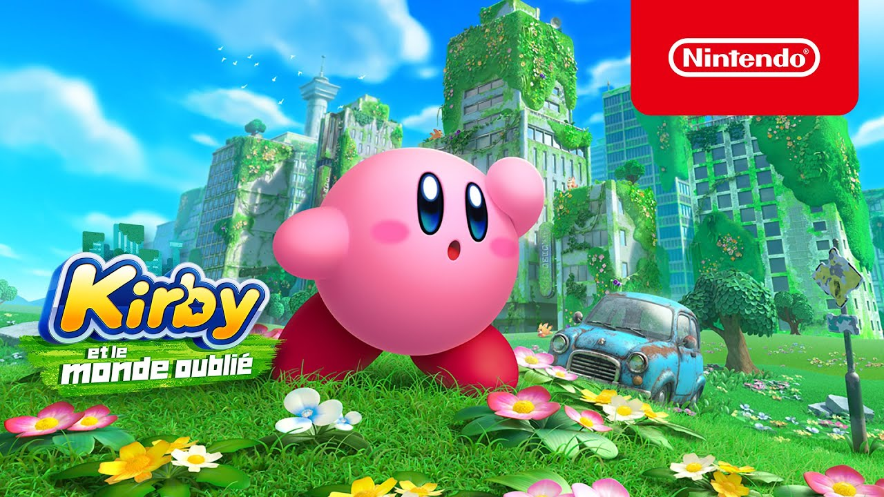 Nintendo Direct : Kirby et le monde oublié se montre, un Last of Us au pays des bonbons ?