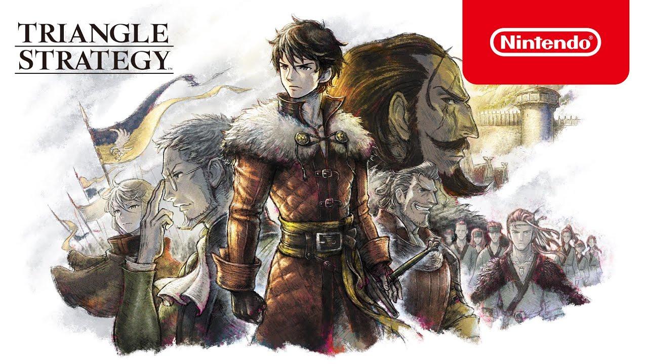 Nintendo Direct : Triangle Strategy trouve son nom et sa date de sortie définitive - C'était notre projet !