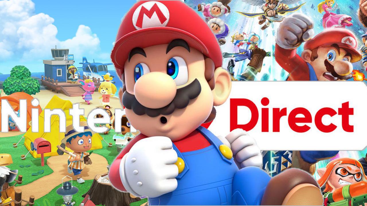 Nintendo Direct : Deux nouvelles éditions consacrées à Smash Bros et Animal Crossing s'annoncent