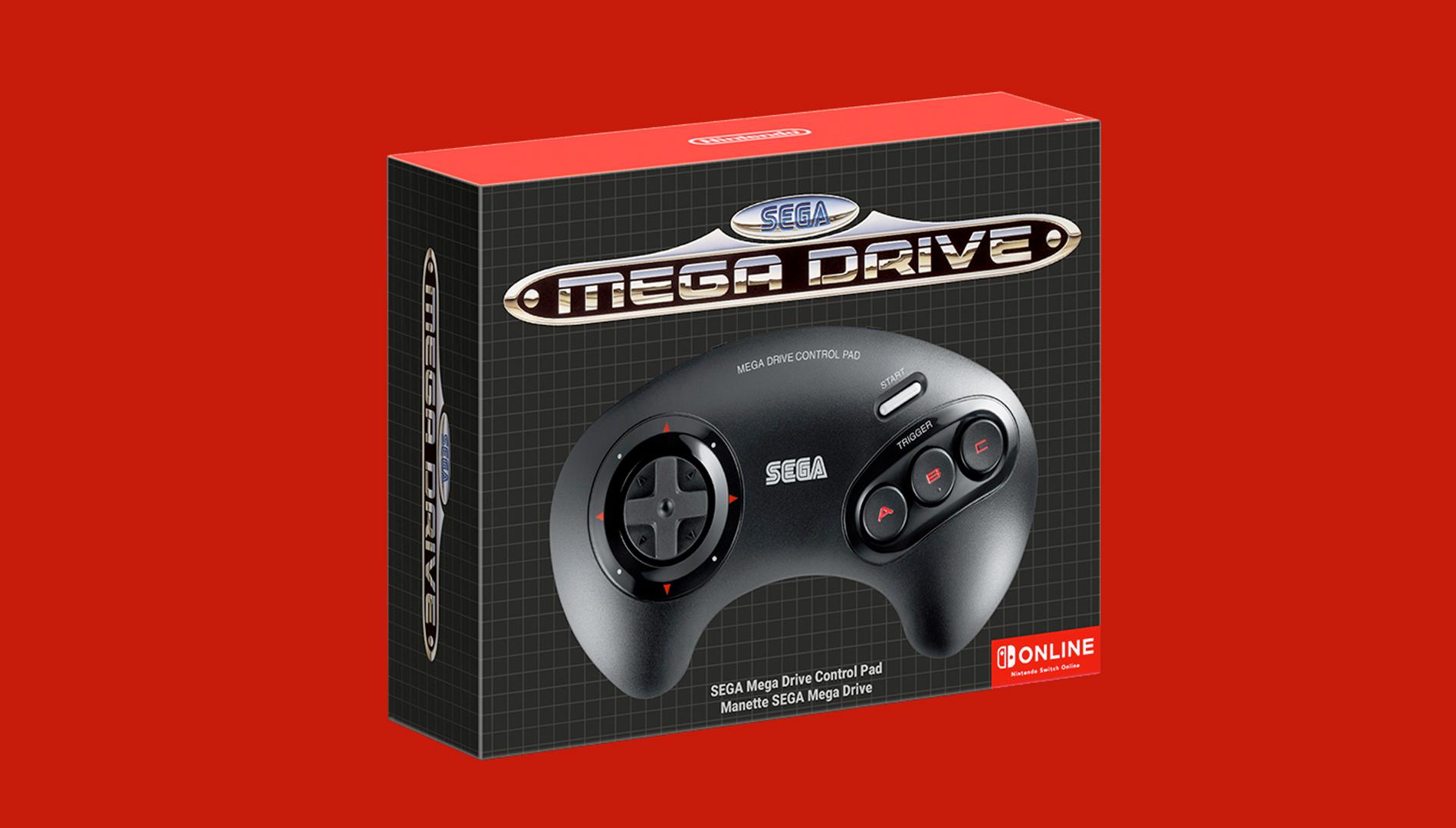 Nintendo Switch : Pourquoi la manette Mega Drive 3 boutons en occident ? Nintendo s'explique