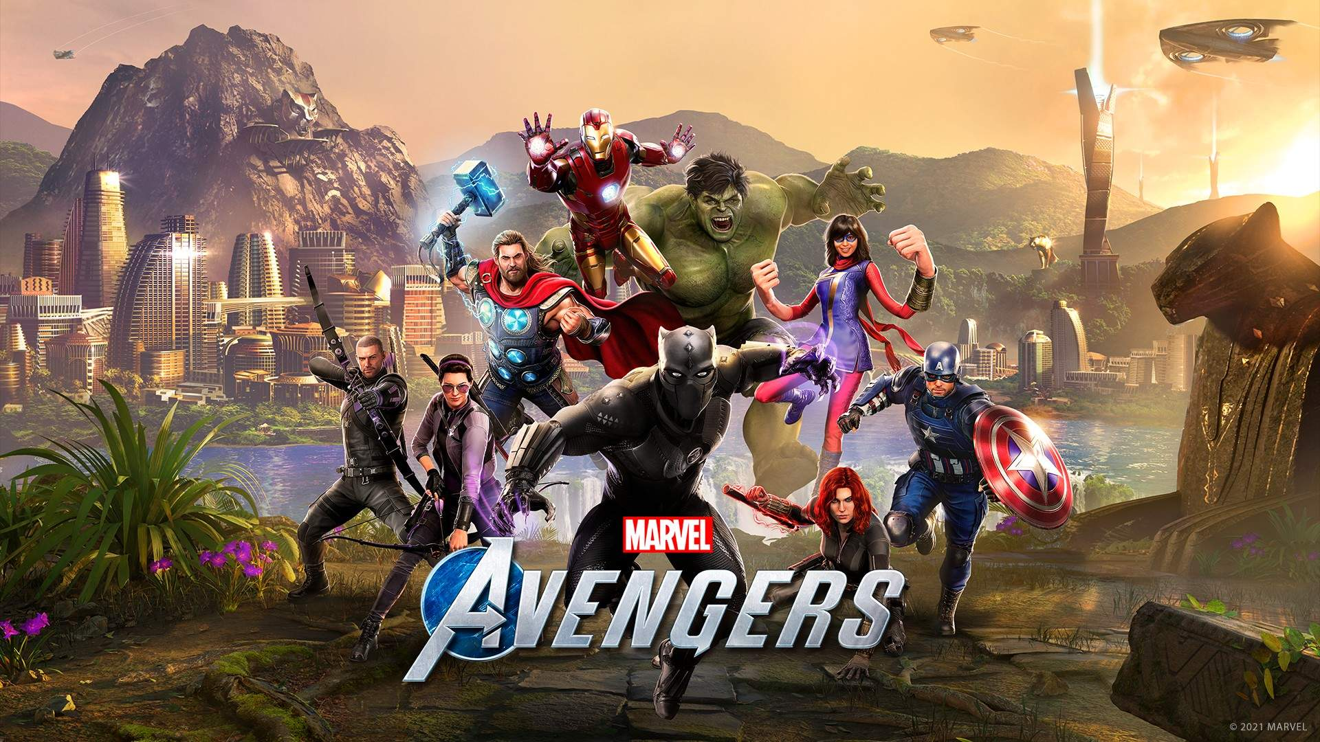 Xbox Game Pass : Marvel's Avengers s'assemblera cette semaine