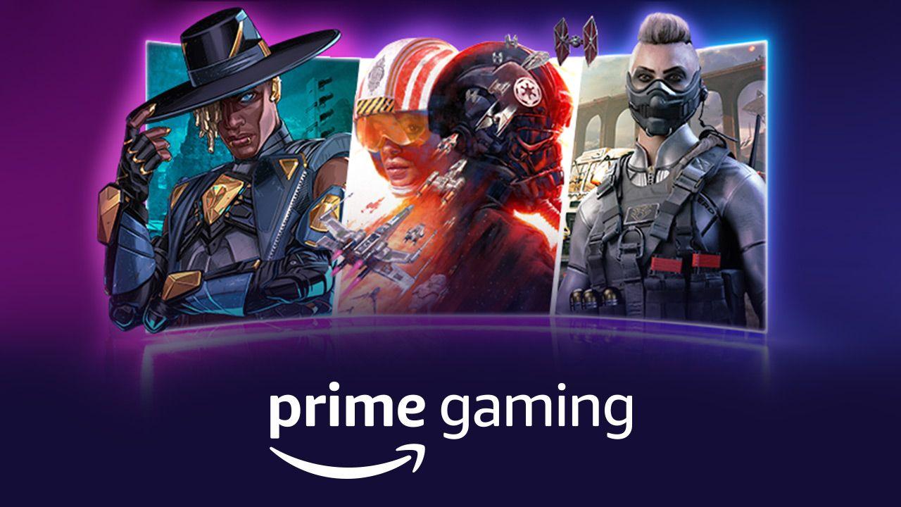 Amazon Prime Gaming : Star Wars Squadrons mène l'escadron des jeux gratuits d'octobre 2021