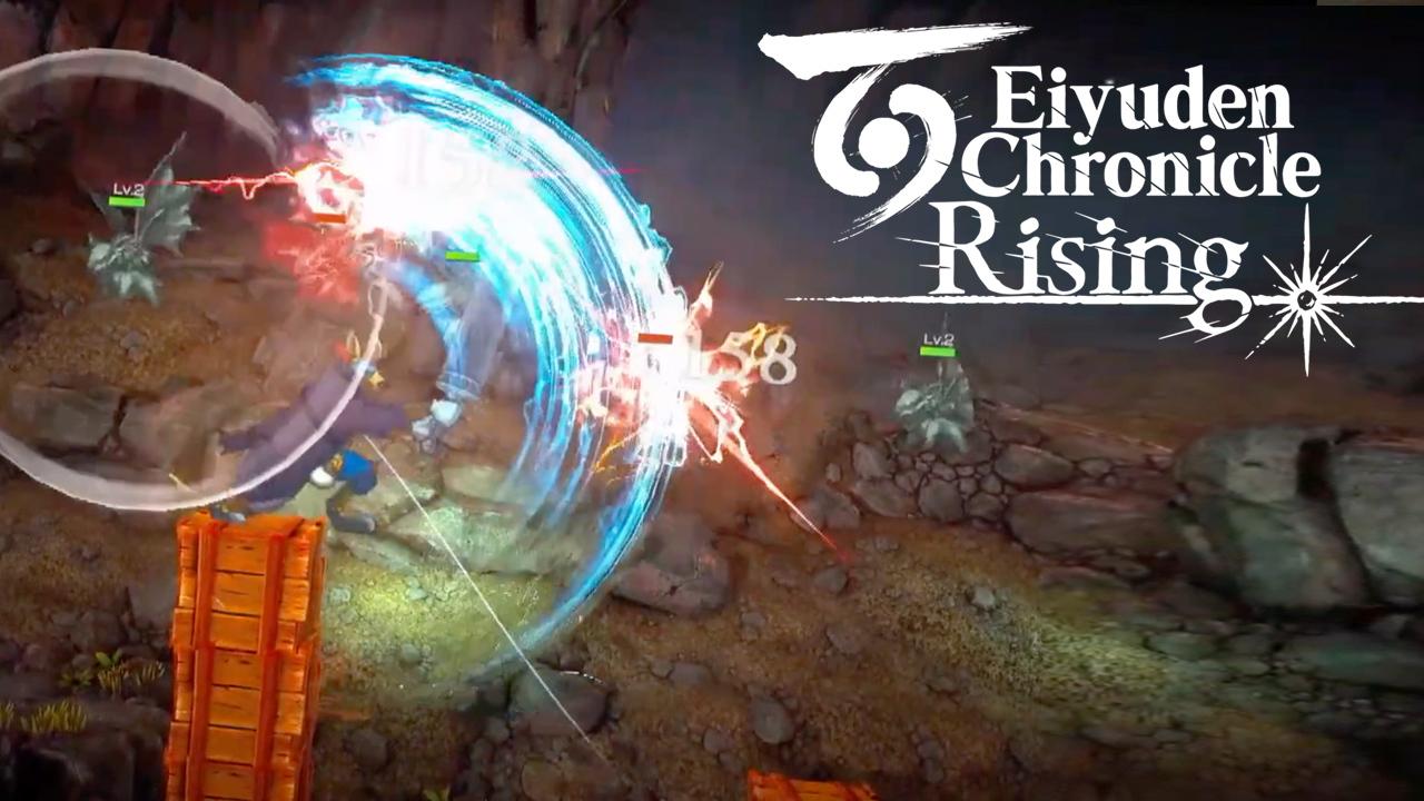 TGS 2021 : Eiyuden Chronicle Rising montre un peu d'action