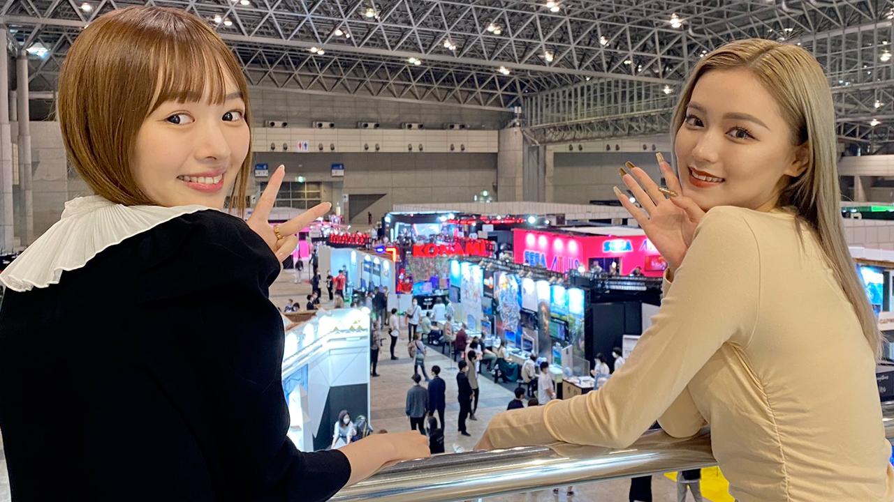 Le Tokyo Game Show 2021 sans public ça ressemble à ça, les images