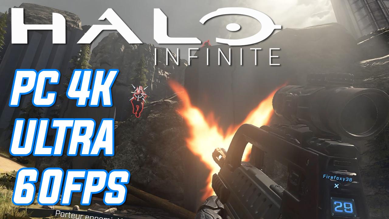 Halo Infinite : Déluge de frags avec les graphismes au maximum, NOTRE gameplay sur PC