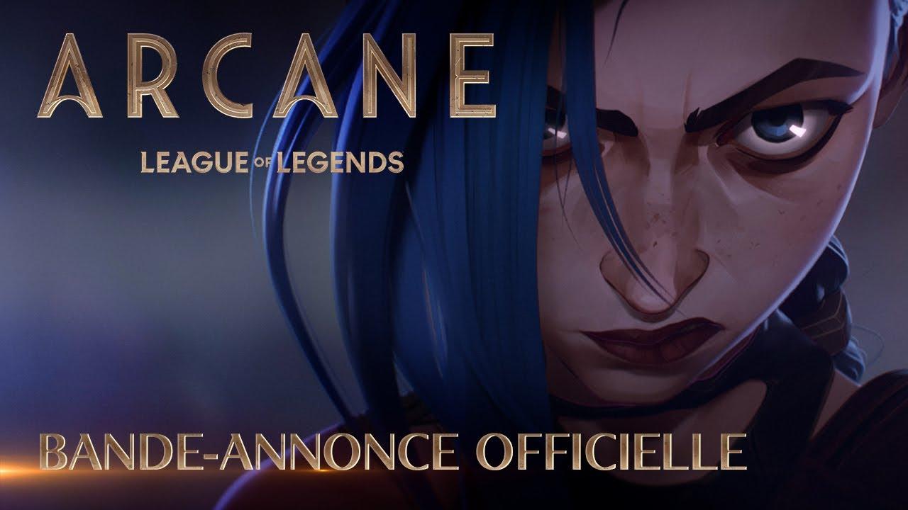 Ce que l'on peut attendre de la série animée Arcane dans l'univers de League of Legends