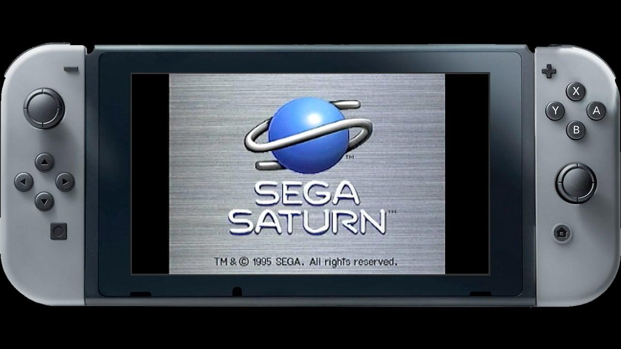 Nintendo Switch : Un émulateur SEGA Saturn fonctionnel découvert dans un jeu