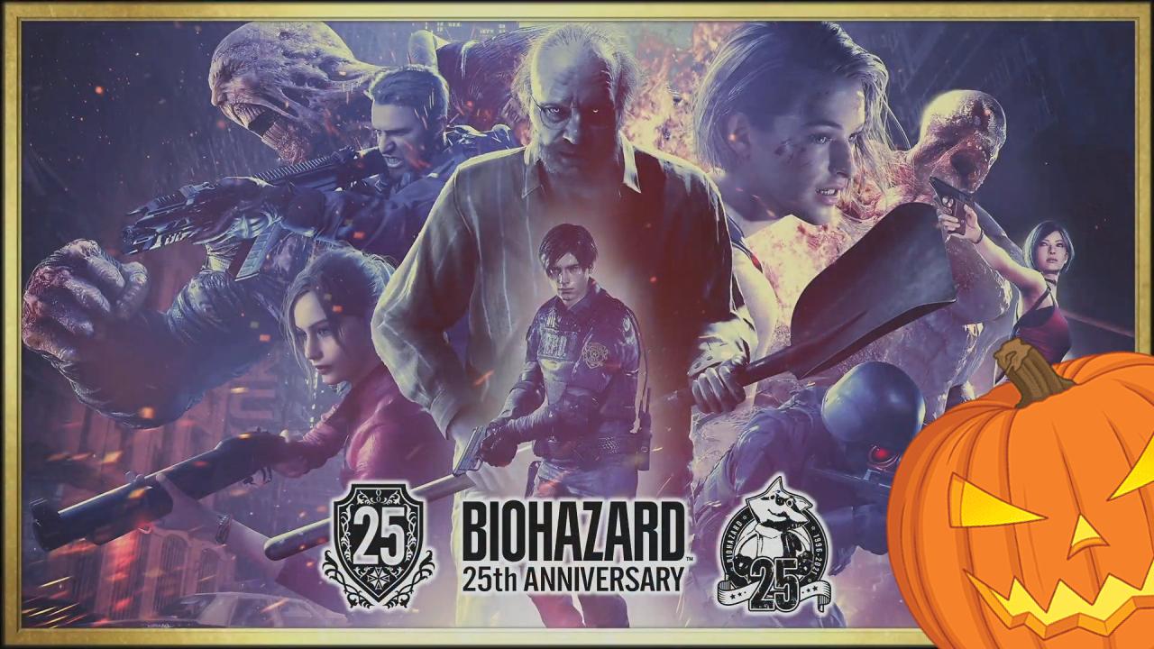 Resident Evil : Capcom promet une dizaine d'annonces jusqu'à la fin du mois