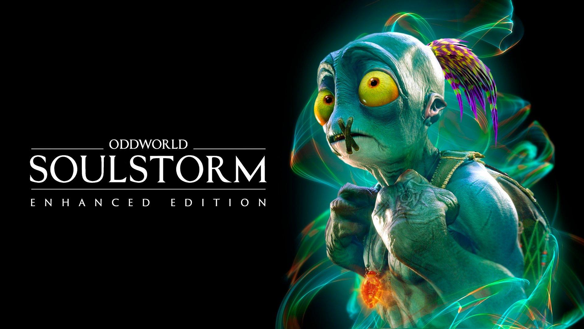Oddworld Soulstorm Enhanced Edition s'annonce et présente ses éditions - L'exode plus confortable