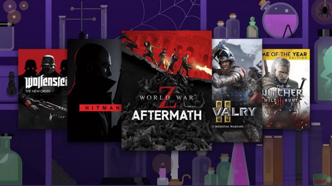 Epic Games Store : Les Soldes d'Halloween vous promettent des remises MORTELLES