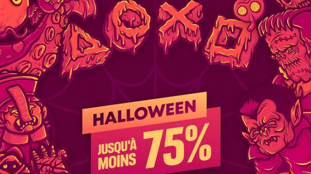 PlayStation Store : Nouvelles réductions sur des jeux PS4 et PS5 pour Halloween