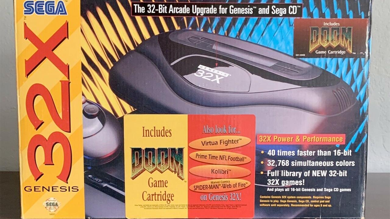 Doom patché sur… SEGA 32X, un travail titanesque abattu