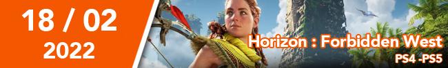 Horizon : Forbidden West PS4 - PS5