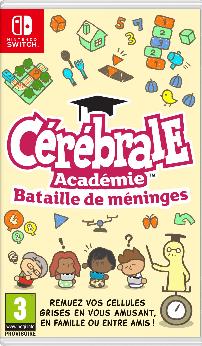 Cérébrale Académie Bataille de méninges