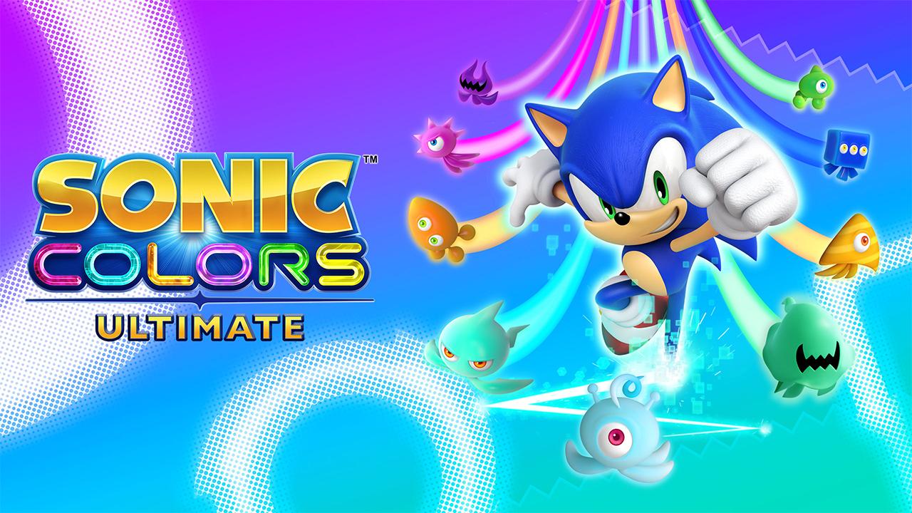 TEST de Sonic Colours Ultimate : Un coup de peinture mérité et réussi