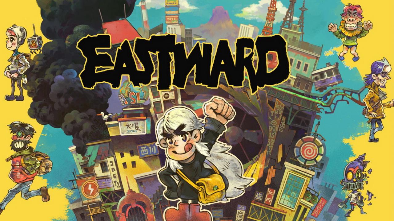 TEST de Eastward : L'hommage sublime aux jeux d'action-aventure 16-bits