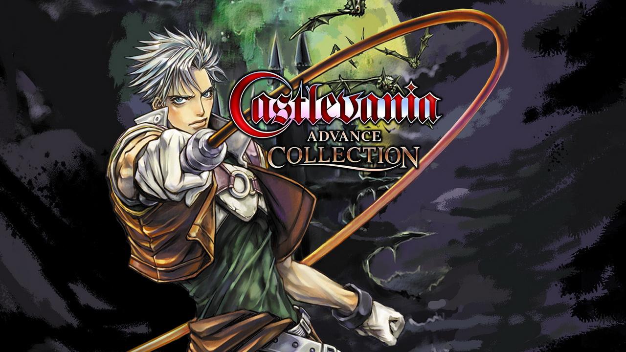 Test de Castlevania Advance Collection : Capable du meilleur comme du vampire
