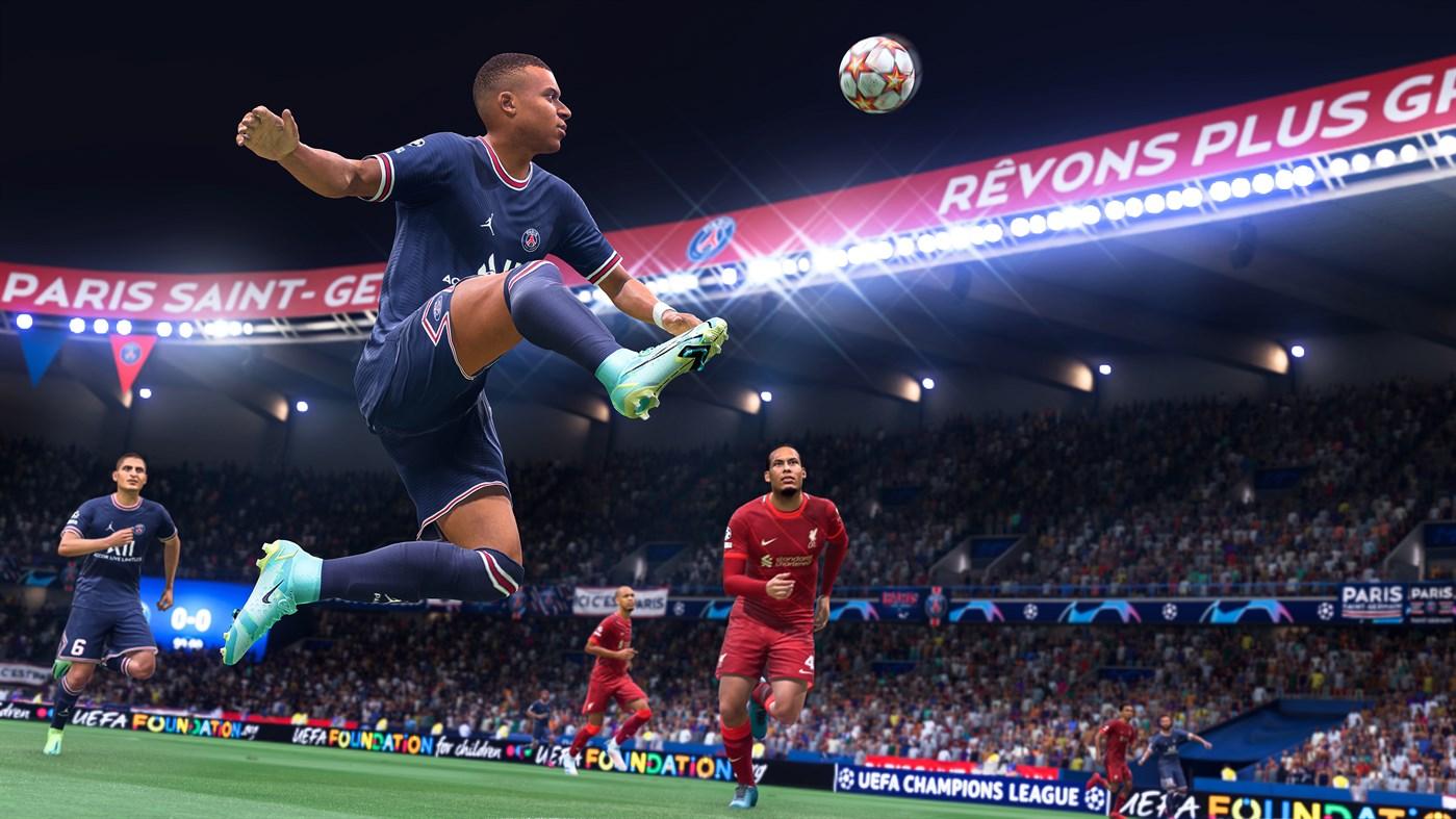 TEST de FIFA 22 : La Next-Gen, oui... Mais seulement à petites doses