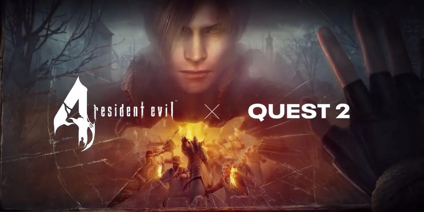 TEST de Resident Evil 4 VR : Dans la peau de Leon Kennedy, vraiment ?