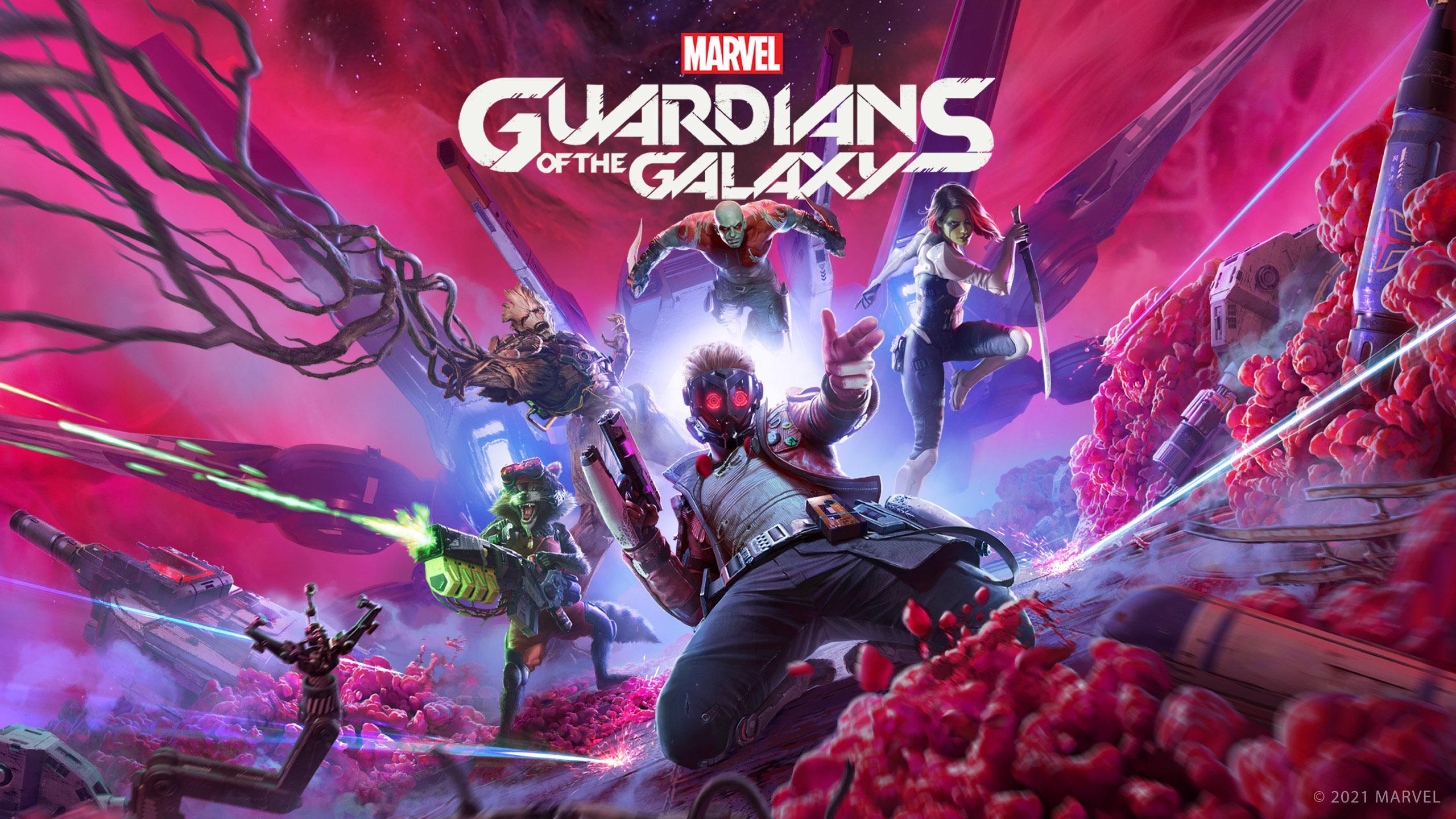 TEST de Marvel's Guardians of the Galaxy (PS5) : Gardiens 1 - Avengers 0