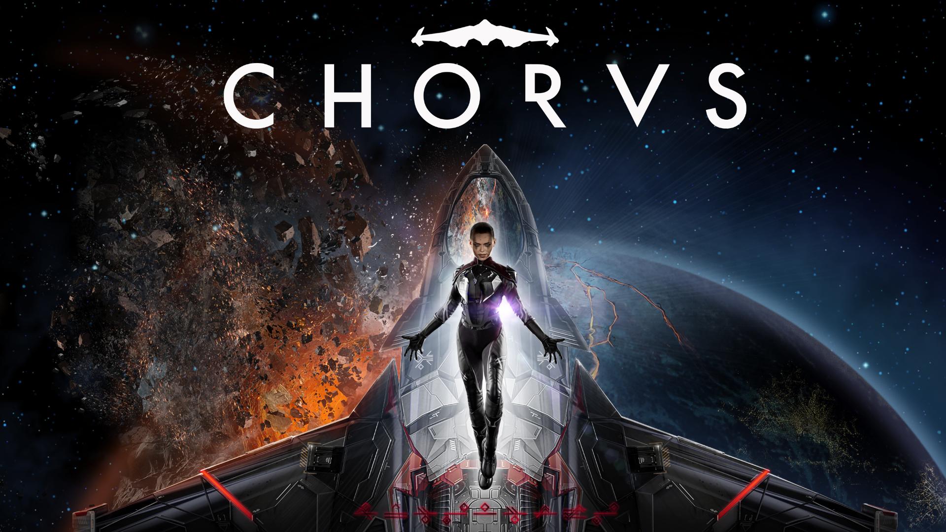 On a joué à Chorus : Le retour en grâce du space shooter ? Nos impressions spatiales