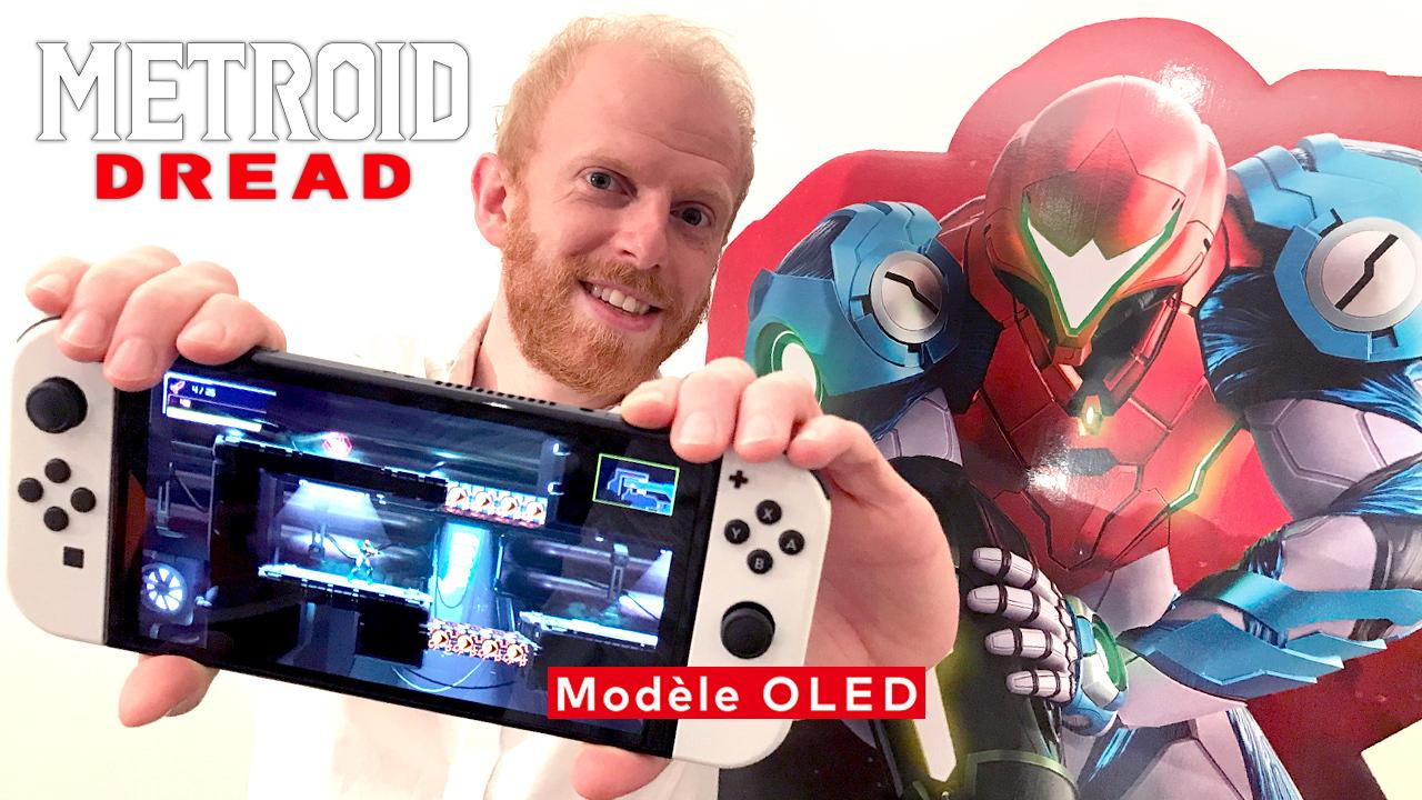Metroid Dread : On a joué aux deux premières heures, et ça valait le coup d'attendre !