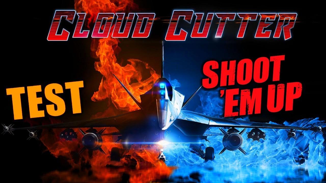 Cloud Cutter un SHMUP étonnant et trés bien réalisé !