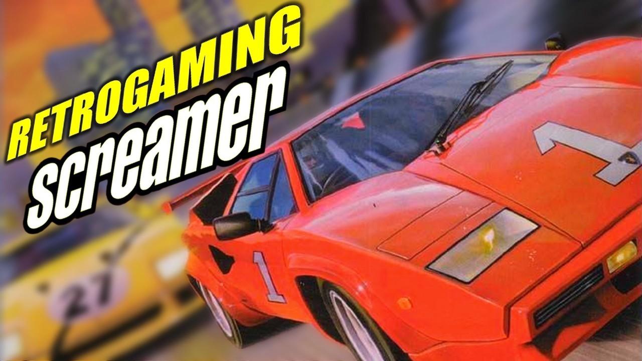 RétroGaming : SCREAMER (1995) - Le RIDGE RACER du PC