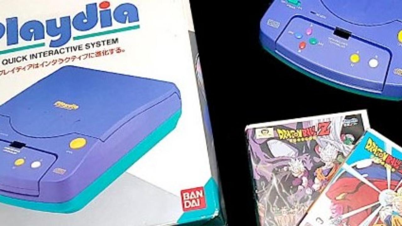 Top 5 des improbables consoles CD-ROM de salon de 5ème génération