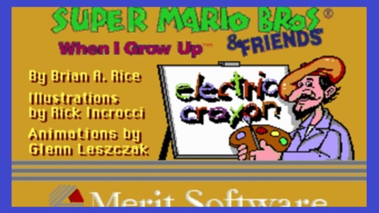 Quand Mario en voyait de toutes les couleurs