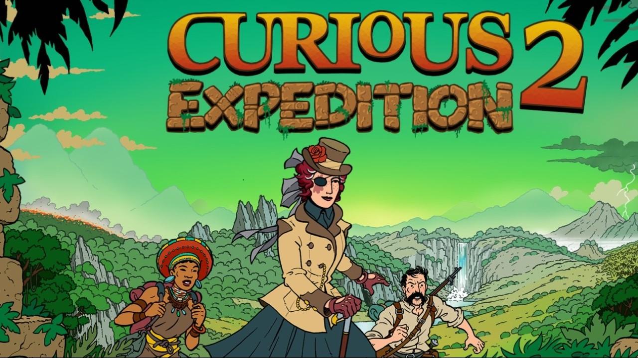 [Switch][ReWiiU] Curious Expedition 2 - A la découverte du nouveau monde